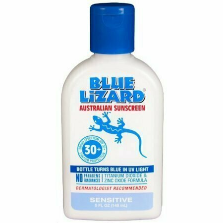 Blue Lizard Australian Suncreen SPF 30, Sensitive 5 oz - usaotc.com