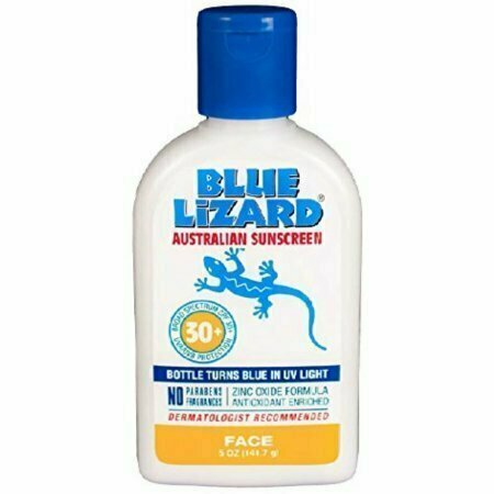 Blue Lizard Australian Sunscreen SPF 30+, Face 5 oz - usaotc.com