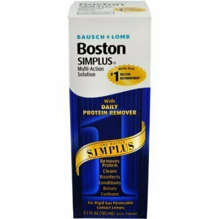 Boston Simplus Multi-Action Solution 3.5oz - usaotc.com