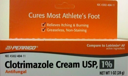 CLOTRIMAZOLE 1% CREAM 28GM - usaotc.com
