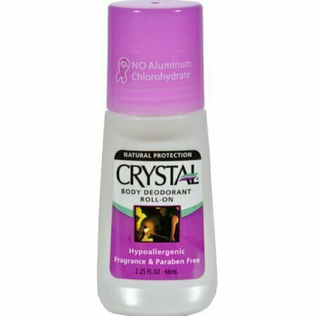 Crystal Body Deodorant Roll-On 2.25 oz - usaotc.com