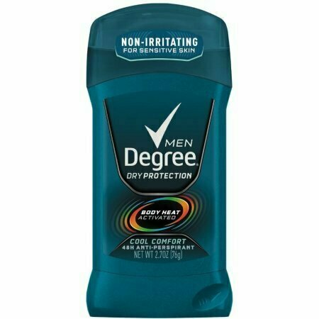 Degree Men Anti-Perspirant Invisible Stick Cool Comfort 2.70 oz - usaotc.com
