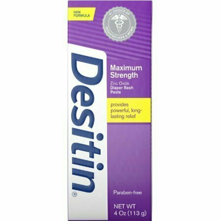 DESITIN Maximum Strength Diaper Rash Paste 4 oz - usaotc.com