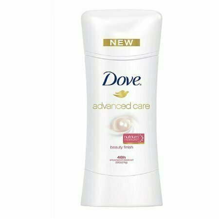 Dove Advanced Care Anti-Perspirant Deodorant, Beauty Finish 2.6 oz - usaotc.com
