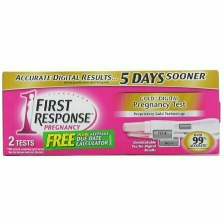 FIRST RESPONSE Gold Digital Early Result Pregnancy Tests 2 Each - usaotc.com