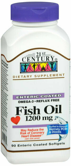 FISH OIL 1200MG SOFTGEL 90CT - usaotc.com