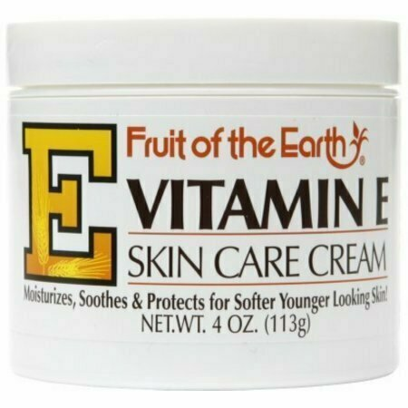 Fruit of the Earth Vitamin E Skin Care Cream 4 oz - usaotc.com