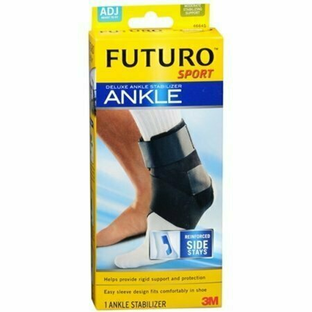Futuro Sport Deluxe Ankle Stabilizer, Adjustable - usaotc.com