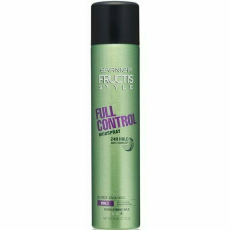 Garnier Fructis Style Full Control Anti-Humidity Hairspray, Ultra Strong Hold 8.25 oz - usaotc.com