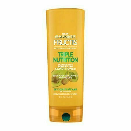 Garnier Fructis Triple Nutrition Fortifying Conditioner, 12 Oz - usaotc.com
