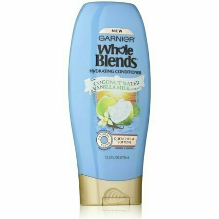 Garnier Whole Blends Hydrating Conditioner, Coconut Water & Vanilla Milk Extracts 12.50 oz - usaotc.com