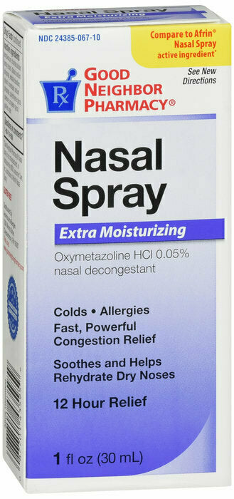 GNP NASAL SPRAY 1 OZ - usaotc.com