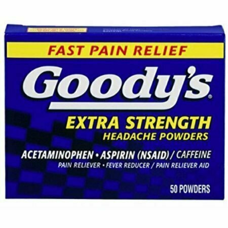 Goody's Extra Strength Headache Powders 50 each - usaotc.com