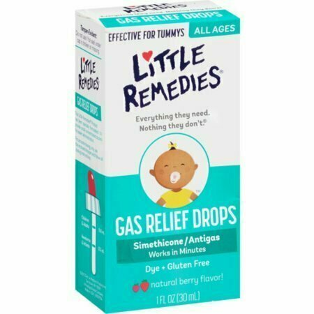 Little Tummys Gas Relief Drops 1 oz - usaotc.com