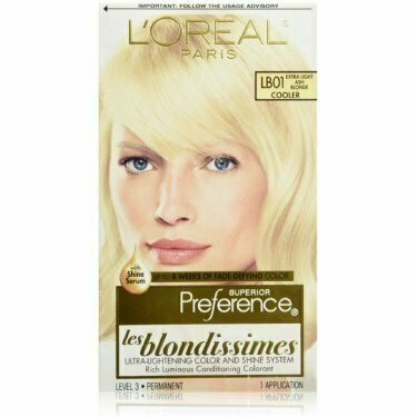 L'Oreal Superior Preference Les Blondissimes - LB01 Extra Light Ash Blonde 1 Each - usaotc.com
