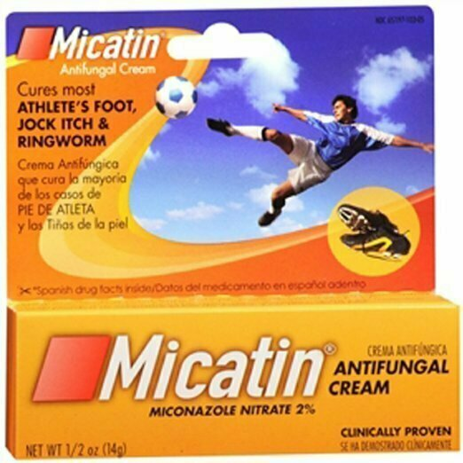 MICATIN CREAM 0.5OZ - usaotc.com