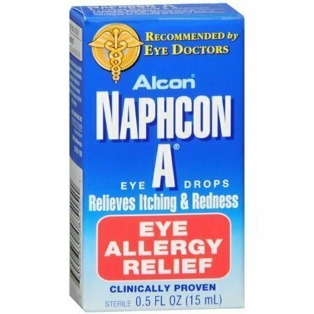 Naphcon A Eye Drops 15 mL - usaotc.com
