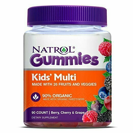Natrol Multivitamin Gummy for Kids, 90 Count - usaotc.com