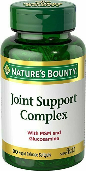 Nature's Bounty Joint Support Complex, 90 Softgels - usaotc.com