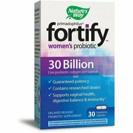 Nature's Way Primadophilus Fortify Women's Probiotic 30 Billion Vegetarian Capsules 30 each - usaotc.com