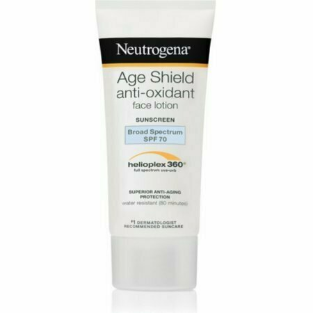 Neutrogena Age Shield Face Sunscreen SPF 70 3 oz - usaotc.com