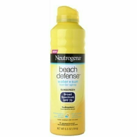Neutrogena Beach Defense SPF 70 Spray 6.5 oz - usaotc.com