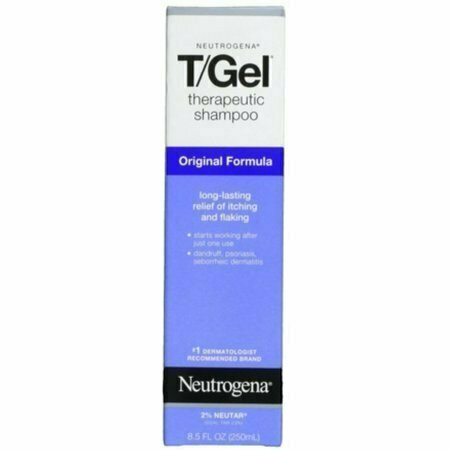 Neutrogena T/Gel Therapeutic Shampoo Original Formula 8.50 oz - usaotc.com