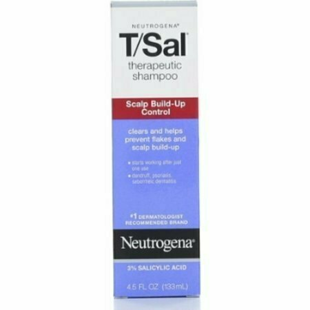 Neutrogena T/Sal Therapeutic Maximum Strength Shampoo 4.50 oz - usaotc.com