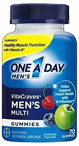 One A Day Men's VitaCraves Multivitamin Gummies, 70 Count - usaotc.com