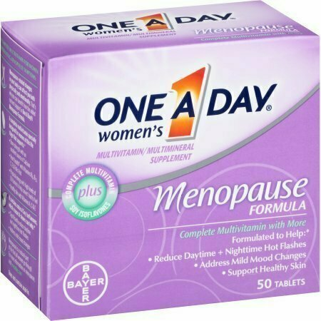 One A Day Women Menopause Size 50ct - usaotc.com