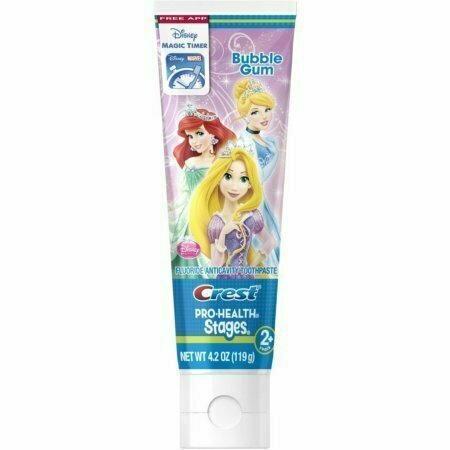 Oral-B Stages Toothpaste Bubble Gum 4.20 oz - usaotc.com