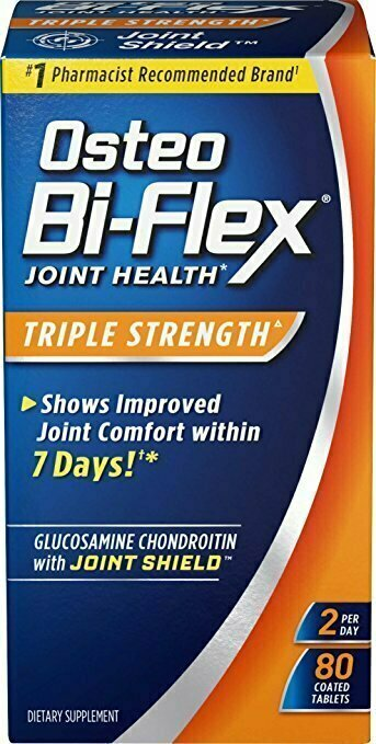 Osteo Bi-Flex Advanced Triple Strength Coated Tablets 80 each - usaotc.com