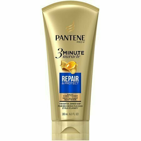 Pantene Pro-V 3 Minute Miracle Repair & Protect Deep Conditioner 6 oz - usaotc.com