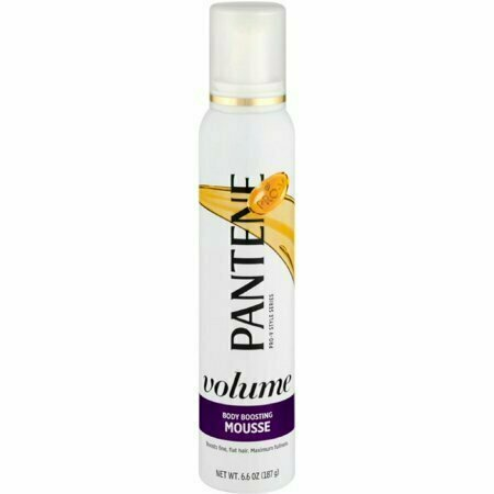 Pantene Pro-V Style Series Volume Body Boosting Mousse, 6.60 oz - usaotc.com