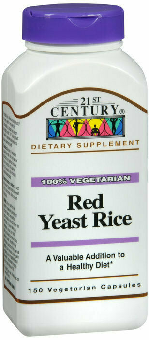 RED YEAST RICE 600MG CAPSULES 150CT - usaotc.com