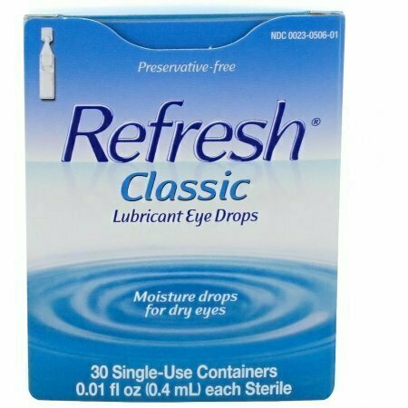 REFRESH Classic Lubricant Eye Drops Single-Use Containers 30 Each - usaotc.com