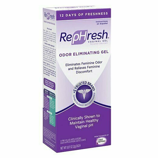 REPHRESH VAGINAL GEL 4CT - usaotc.com