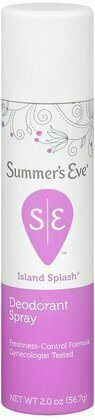 SUMMER'S EVE Feminine Deodorant Spray-Island Splash 2 Oz - usaotc.com