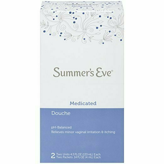 Summer's Eve Medicated Douche - usaotc.com