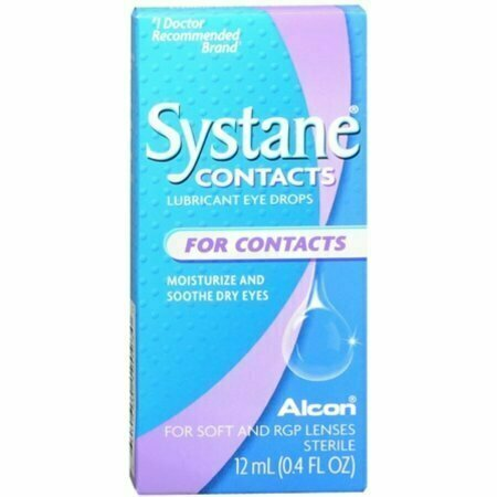 Systane Contacts Lubricant Eye Drops Soothing Drops 12 mL - usaotc.com