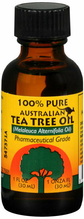TEA TREE OIL 100% 1 OZ - usaotc.com