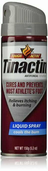 TINACTIN SPRAY LIQUID VALUE SIZE 5.3OZ - usaotc.com