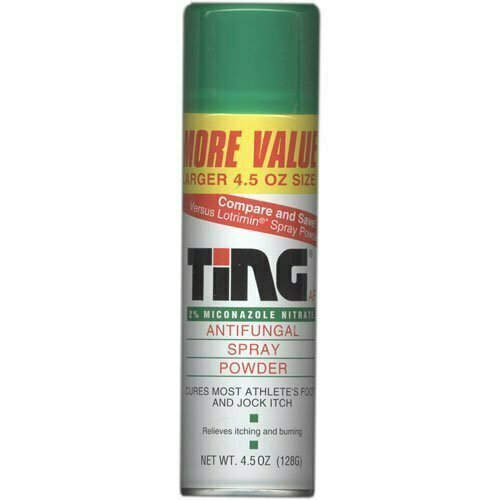 TING MICONAZOLE SPRAY POWDER 4.5OZ - usaotc.com