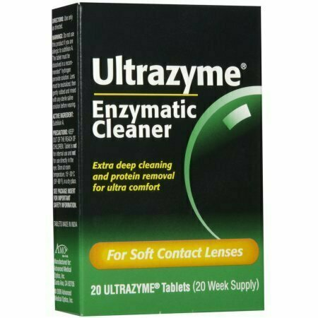 Ultrazyme Enzymatic Cleaner Tablets 20 tabs - usaotc.com