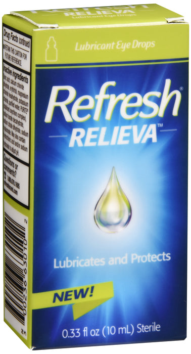 REFRESH RELIEVA 10 ML - usaotc.com