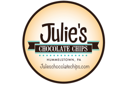 Logo of Julie's Chocolate Chips