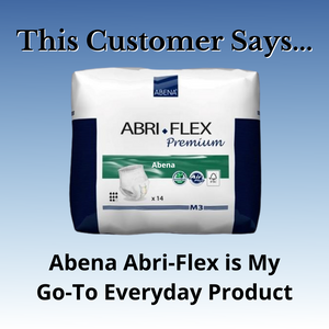 Voice of the Customer: Abena Abri-Flex M3 Premium Underwear Review