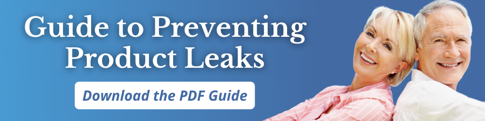 Guide to Preventing Product Leaks - Healthwick Canada