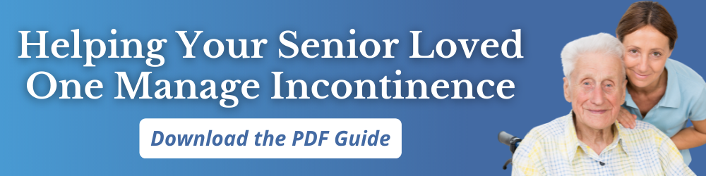 Helping Your Senior Loved One Manage Incontinence - Healthwick Canada
