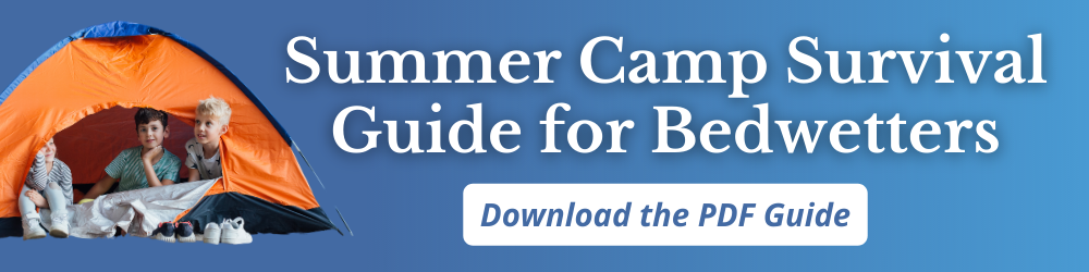 Summer Camp Survival Guide for Bedwetters - Healthwick Canada